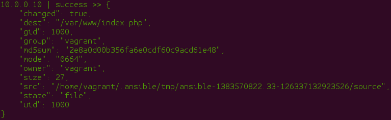 First steps with Ansible | labs @ Qandidate com